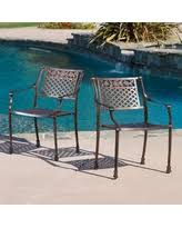 Sale Alert Cast aluminum patio furniture Deals