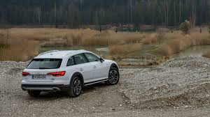 The quiet one: 2016 Audi A4 allroad quattro - PetrolBlog
