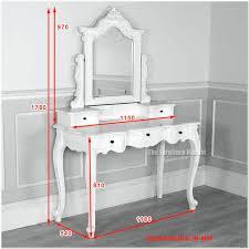 standard vanity table height ideas