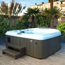 in ground jacuzzi. Above Ground Hot Tub Square 6 Person 5 J Jacuzzi Cost To Install In X