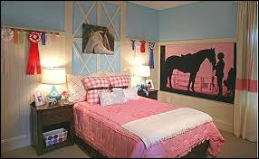 Little Cowgirl Room Decorating Ideas   Equestrian Theme Bedrooms Horse  Theme Bedroom Ideas 3