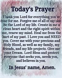 Pin by Lois Rhodes on The Real Deal. | Prayer for today, Prayer quotes,  Prayer scriptures