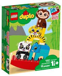Купить <b>Конструктор LEGO</b> DUPLO 10884 Мои <b>первые</b> животные ...