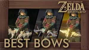 Zelda Breath Of The Wild Best Bows By Damage Durability