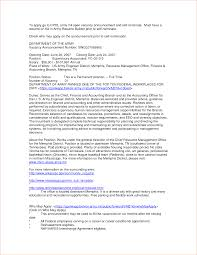 Infantry Resume Examples Picture Tomyumtumweb Com