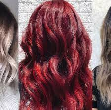 Best Hair Color Ideas In 2018 Top Hair Color Trends