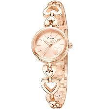 <b>Kimio</b> K6206 Ladies <b>Bracelet</b> Watches,Quartz Heart-Shaped Style ...