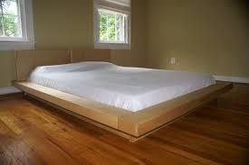 Japanese Platform Bed Platform Beds Nyc Calvin Bed Beds Bedroom By Urbangreen