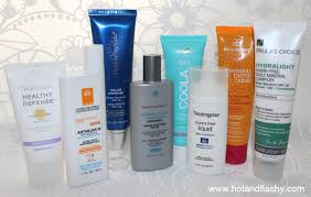 testing all mineral sunscreen for face
