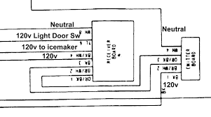 ice maker wiring information of wiring diagram \u2022 Ice Makers Wire Adapter whirlpool ice maker wiring diagram 1 wiring diagram in ice maker rh studioy us ice maker wiring diagram electrolux ice maker wiring schematic
