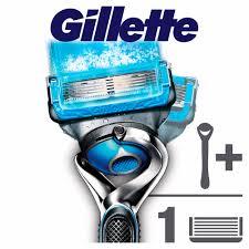 Мужская <b>Бритва Gillette Fusion ProShield</b> Chill С Технологией ...