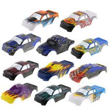 Details About 1 10 Scale Rc Buggy Bodywork Body Shell Cover Diy For Hsp 94188 94111 94108
