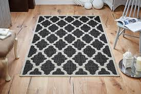 black cream kitchen utility runner rug sisal like small runner rug
