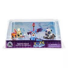 Bộ đồ chơi mô hình Disney Junior T.O.T.S của Mỹ - Set 6 nhân vật Fullbox -  Búp bê & Phụ kiện