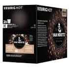 Van Houtte Vanilla Hazelnut Light Roast Coffee, 96 K-Cup Pods