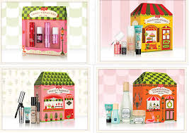 benefit makeup collection for christmas 2016 kits and sets