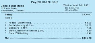 Paystub Calculator California California Hourly Payroll Calculator