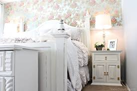 Image Juliette Classy Clutter Shabby Chic Master Bedroom Makeover