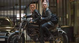 Scarlett Johansson: I didn't want Black ...
