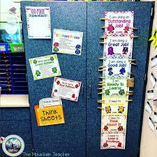 Fourth Grade Behavior Chart Class Dojo The Mountain Teacher For My Class Class