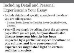 personal experience essay ideas edexcel english language past personal experience essay ideas