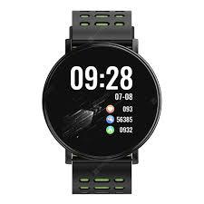 <b>Gocomma 119Plus Sports Pedometer</b> Heart Rate Smart Watch Dual ...