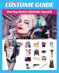 diy harley quinn squad costume guide