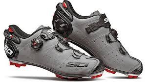Sidi Drako 2 Srs Mtb Shoes Men Size 39 0 Matt Grey Black