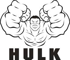 The Hulk Coloring Pages Free Printables Color Bros