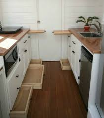 Small Picture Tiny House Storage Tricks Small Space Organizing