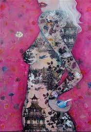 WENDY ARNOLD - PRIMAVERA - 16 July - 3 August | Art for art sake,  Australian art, Collage art