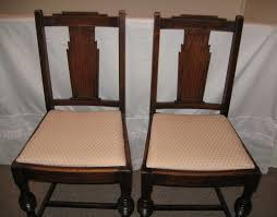 art deco furniture north london. pair of classic art deco style period wooden chairs furniture north london