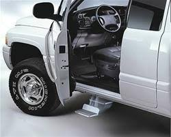 Kodiak Sidewinder Retractable Truck Steps 950001000 - Free Shipping ...