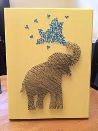16 easy diy string art for great wall decor 9