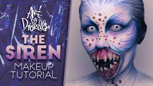 the siren makeup tutorial art by diorella philippines