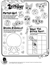 activity pages to print. Delighful Print Zoobles Printable Activity Page  Printables For Kids U2013 Free Word Search  Puzzles Coloring Pages And Other Activities Intended Pages To Print K