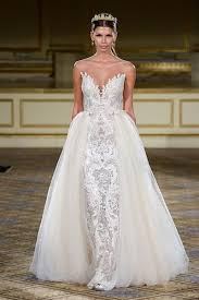 Top 10 <b>Wedding Dresses With Detachable</b> Skirts | BridalGuide