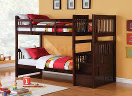 Alem Espresso Twin Bunk Bed Storage Ladder | Bunk Bed | Pinterest ...