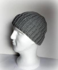 Mens Crochet Beanie Pattern Custom My Hobby Is Crochet Ribbed Men Hat Free Crochet Pattern REVIEW