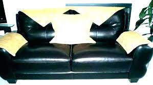 leather sofa covers couch protector