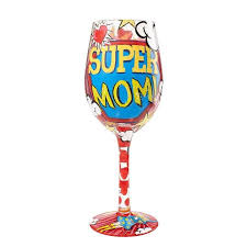 mother s day wine glass painting the winery at wolf creek norton 13 may