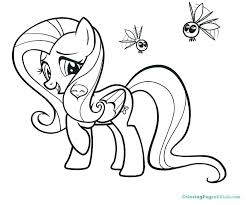 Mlp Printable Coloring Pages My Little Pony Coloring Pages My Little