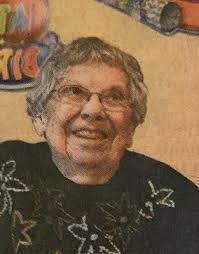 Frances Johnson Obituary (1912 - 2020) - Times Recorder