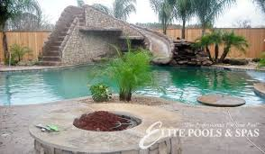 pool designs with slides. Unique Designs Pool Designs With Rock Slides Elefamily Co To E