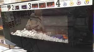 greenway muskoka electric fireplace at costco