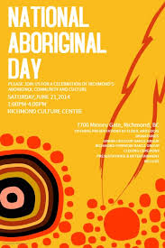 Poster Templet Yellow Aboriginal Day Event Poster Template Postermywall