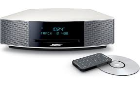 bose music system. bose® wave® music system iv platinum silver (cd not included) bose crutchfield