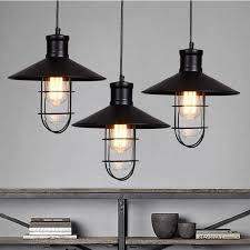 cheap rustic lighting. Rustic Pendant Light Industrial Lights Vintage Led Lamps Hanging Warehouse Retro Hang Lamp Cheap Lighting R