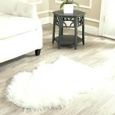 faux sheepskin rug 8x10 faux fur area rug faux sheepskin rug 8x10 black