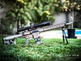 Review Aero Precision M5e1 308 Complete Rifle Pew Pew